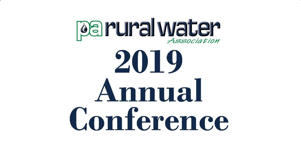 PA Rural Water Annual Conference graphic