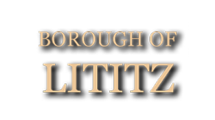 Borough of Lititiz logo