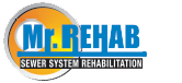 Mr Rehab Sewer System Rehabilitation Logo