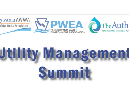 Please visit us at the 2019 Pennsylvania Utility Management Summit